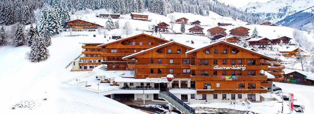 Kinder hotel Skijuwel