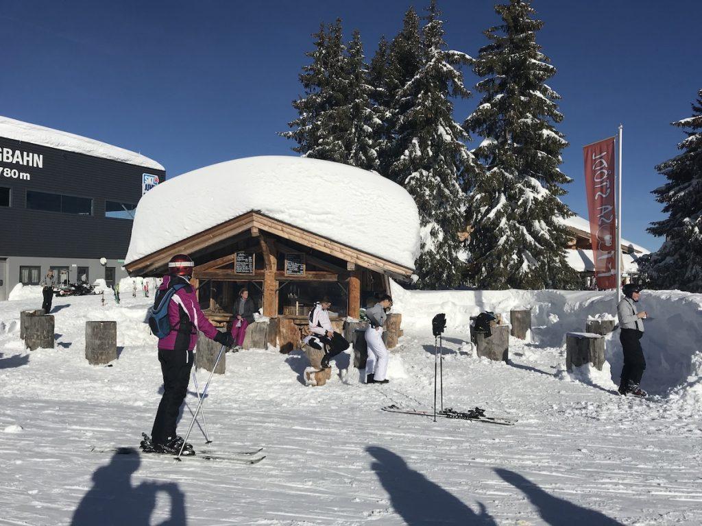 Skijuwel skigebied in Oostenrijk